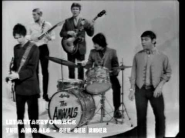 The Animals - See See Rider (1966)